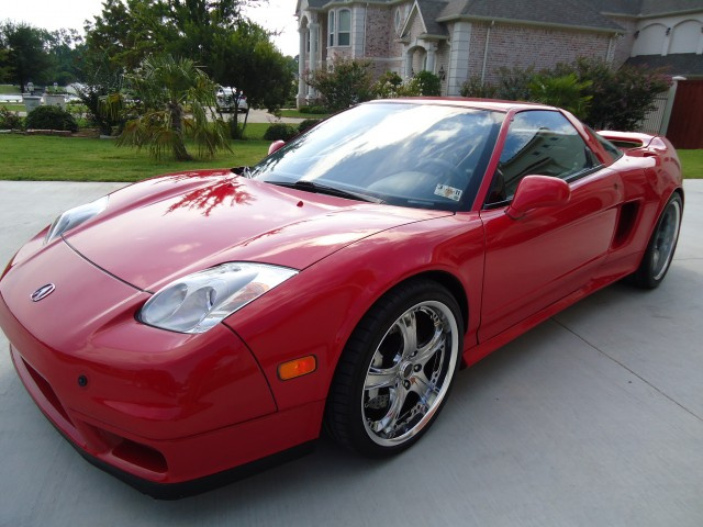 For $45,888, It's NSX — Extreme Makeover Edition