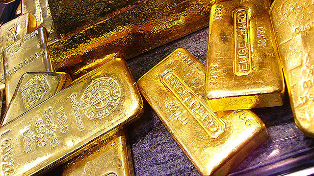 Germanys Post World War I Scheme To Extract Gold From Water