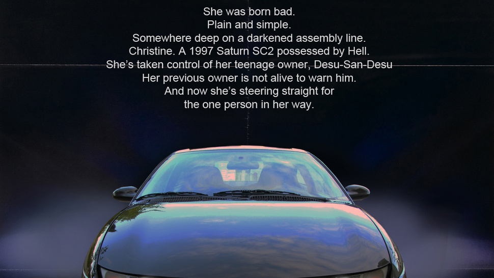 """My Crappy Saturn Ruined My Life"""