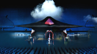 Taranis: Unmanned Stealth Fighter Gallery