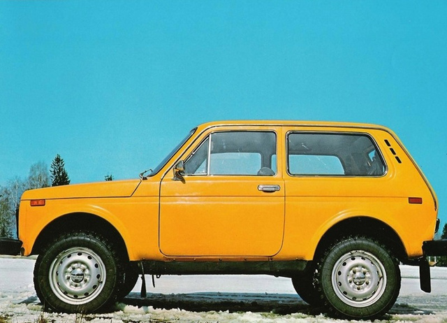 Ten Awesome Soviet Cars, Comrade!