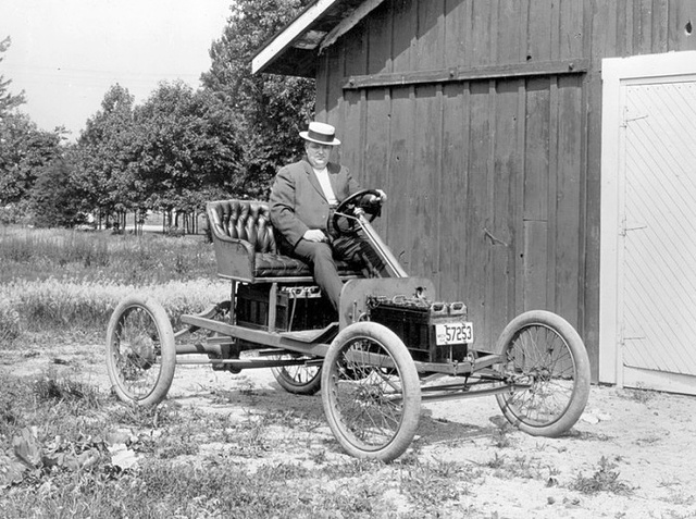 the early life and times of henry ford More henry ford quotes, page 2  and triumph was told thousands of times over as hordes of young men fled  vastly improving his lot in life vincent curcio.