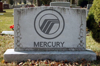 Ford Kills Mercury