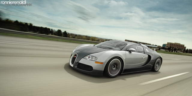 Why The Bugatti Veyron Costs $1.7 Million