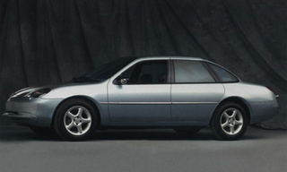 Ford's Super-Rare Taurus SHO-Powered Aluminum Super-Sable