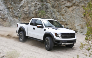 2010 Ford F-150 SVT Raptor 6.2-Liter V8: Driven