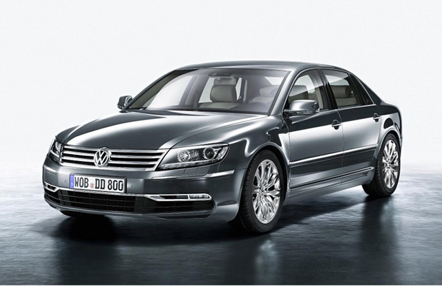 2011 VW Phaeton: One More Reason Why China Owns Us