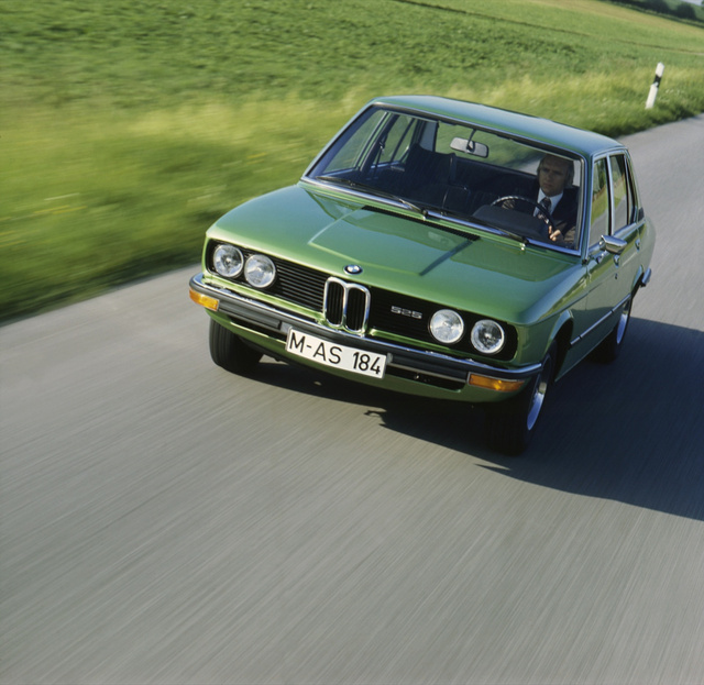 The BMW 5-Series: A Personal Look Back