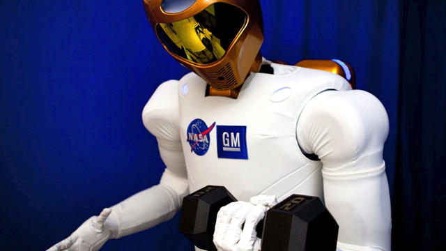 NASA to replace astronauts with GM-built humanoid robots