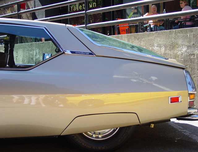 Citroën SM: The History Of The 140-mph French Supersled