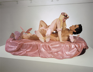 Gallery: The Strange, Sexy Art Of Jeff Koons, Plus A Wooden Poodle