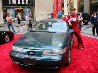 Ten Celebrities With Surprising Cars