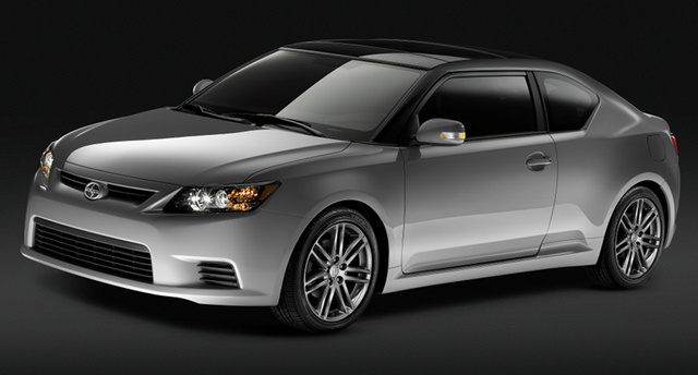 "2011 Scion tC: The GT-R's ""Mini Me"""