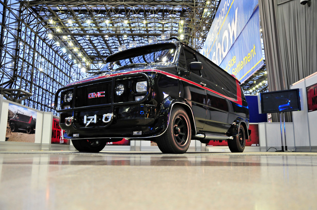 Gallery: The A-Team Van Loves It When A Photo Gallery Comes Together