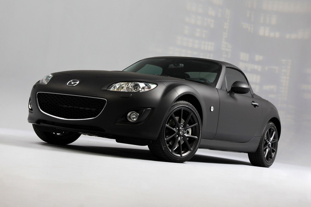 Special Edition Mazda MX-5 Looks Ready To Cut A Bitch