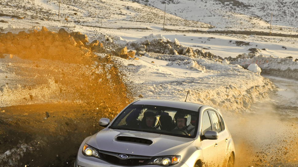 Subarus, Mud, And The Fine Art Of Sideways