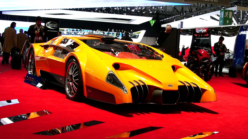 Sbarro Autobau: The Ugliest Car We've Ever Seen