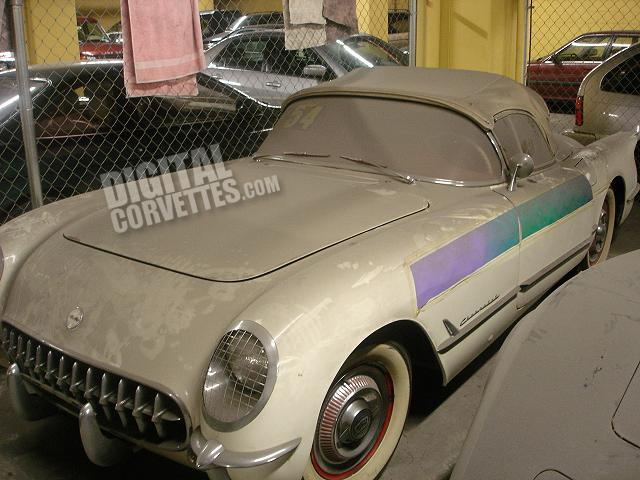 Gallery: Peter Max's Corvettes, Pre-Move