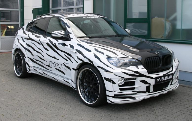 Urban Camo Is Not A Fresh, New Or Provocative Look For Your Car