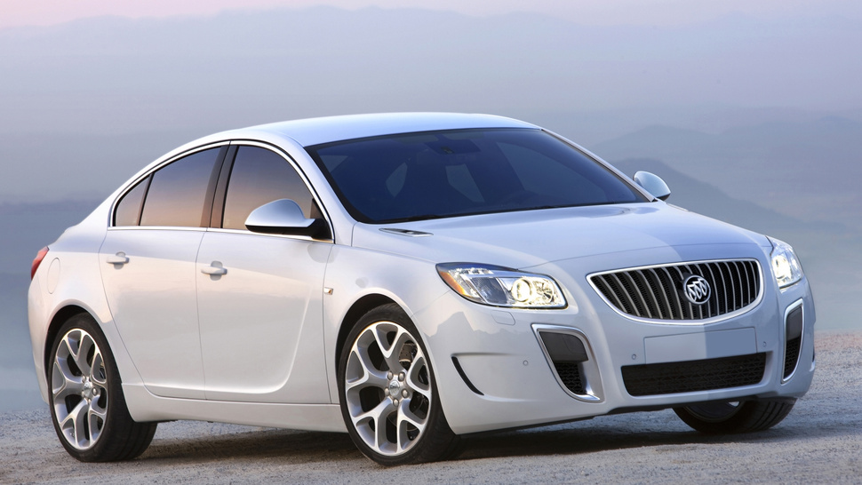 Buick Regal GS Show Car: AWD, 255HP And Still A Four-Banger