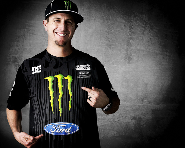 Ken Block Ditches Subaru, Will Rock Ford For WRC, X Games