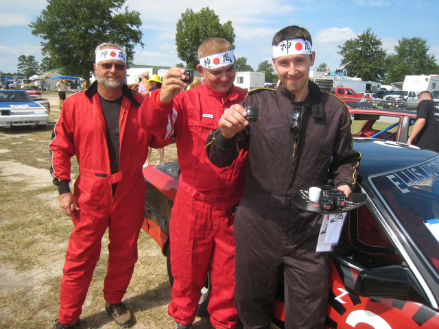 Costumes Of The 24 Hours Of LeMons Part 2