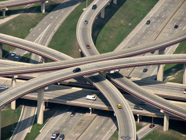 Ten Awesome Feats Of Automotive Infrastructure