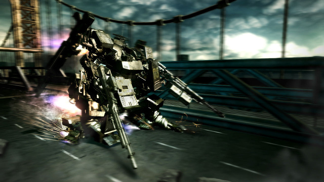 We Got Armored Core V Screens Incoming!
