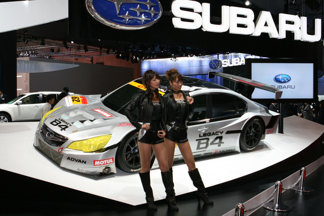 Why We Wish Subaru Was In NASCAR