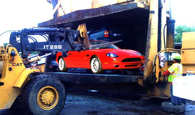 Ten Most Exotic Cars Destroyed By Cash For Clunkers