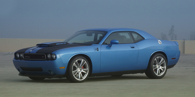 Hurst Performance Competition Plus Dodge Challenger SRT8