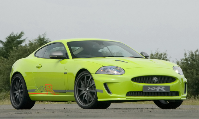 Jaguar XKR Gets 20 More Horses For Goodwood