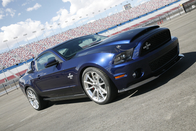 2010 Shelby GT500 Super Snake, More Serpents Unveiled!