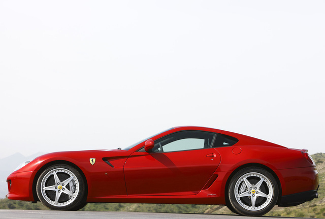 Ferrari 599 GTB HGTE Shows Off In New Gallery