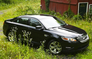 2010 Ford Taurus: First Drive