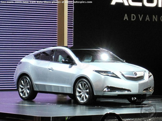 Acura ZDX Concept: Sneaky First Look!