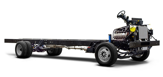 2011 Ford F-59 Super Duty Commercial Chassis Unveiled In... Chicago?
