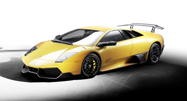 Lamborghini Murciélago LP 670-4 SV: First Picture