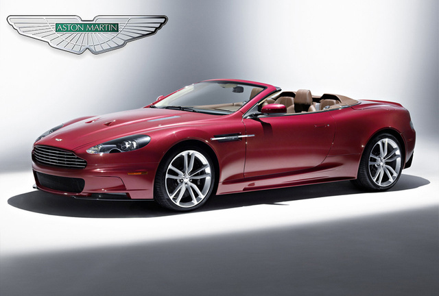2010 Aston Martin DBS Volante Drops Top Ahead Of Geneva