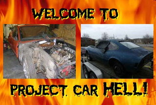 Project Car Hell, Bankruptcy Bundle Edition: Saab Sonett or Turbo Opel GT?