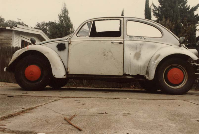 The Car That Started Murilee On His Vehicular Downward Spiral: Hubert The Hatred Bug