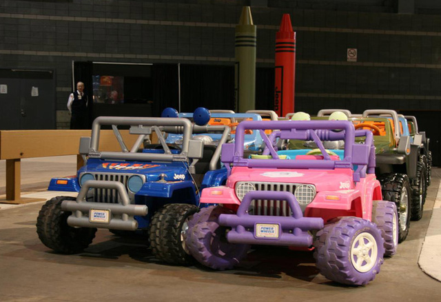 The Jeep Kid Zone