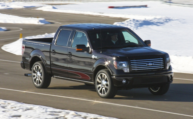 2010 Ford Harley-Davidson F-150: Hog Lovers Rejoice!