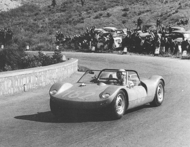 Say Goodbye To Workplace Productivity: The 1965 Targa Florio Endurance Race