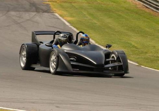 $700,000 Kiwi-Flavored Hulme CanAm Revealed At A1GP