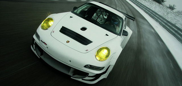 2009 Porsche 911 GT3 RSR: More Track Power, Bigger Price Tag