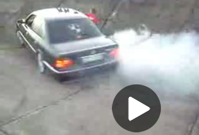 How Not To Do A Burnout