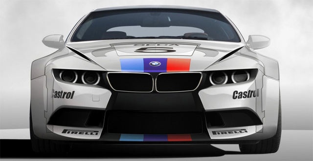 Racer X Pays Respect To BMW 635CSi With RZ-M6 Concept