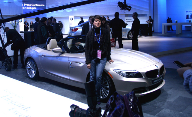 2010 BMW Z4 Slips Onto The Stage