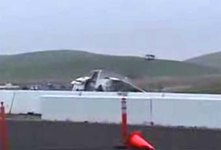 Why All That Expensive Safety Equipment Is Required At The 24 Hours Of LeMons: Audi Versus Wall